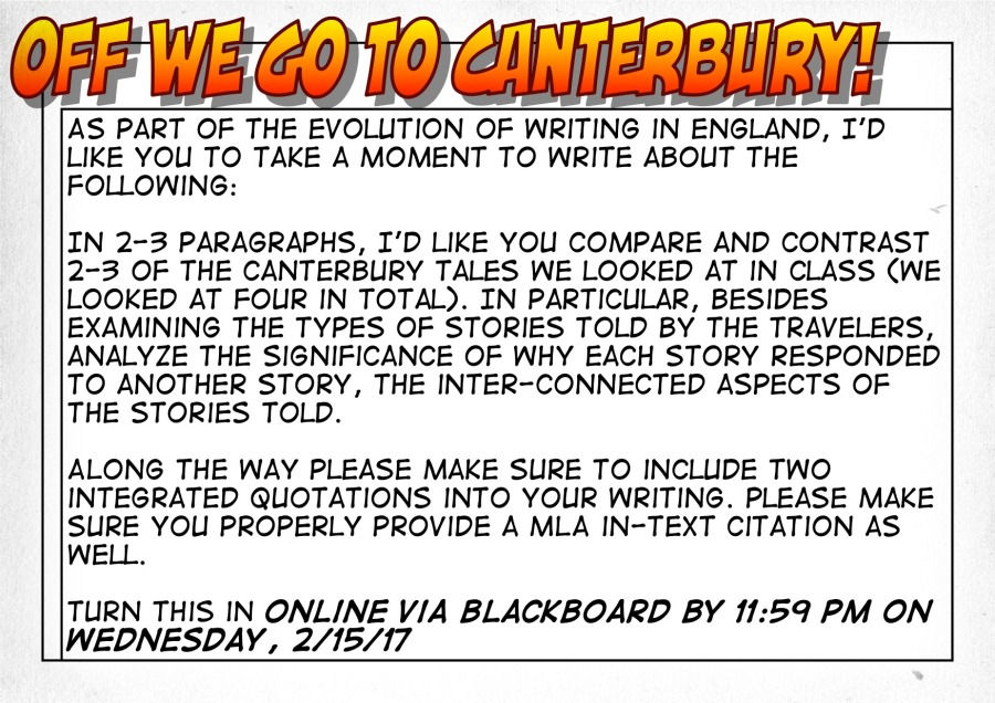 writing-about-chaucers-and-canterbury
