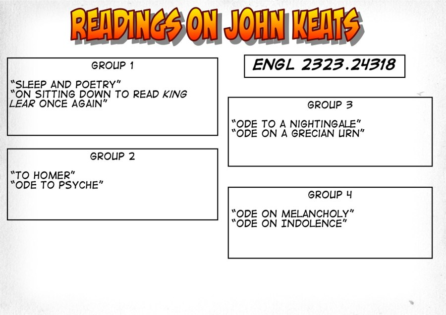 24318-Readings on Keats