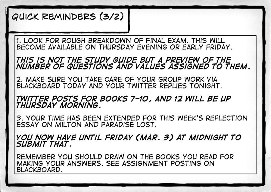 end-of-week-6-reminders