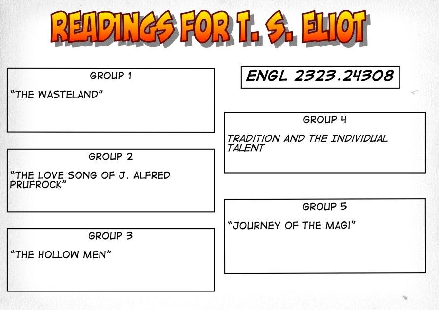 24308-Readings on Eliot