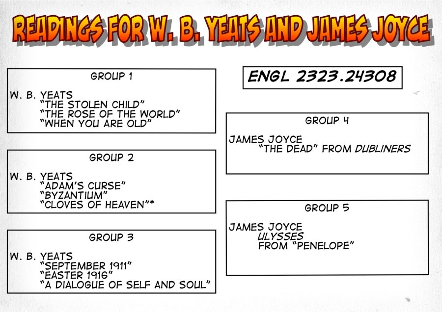 24308-Readings on Yeats and Joyce