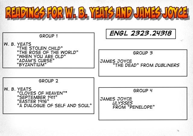 24318-Readings on Yeats and Joyce
