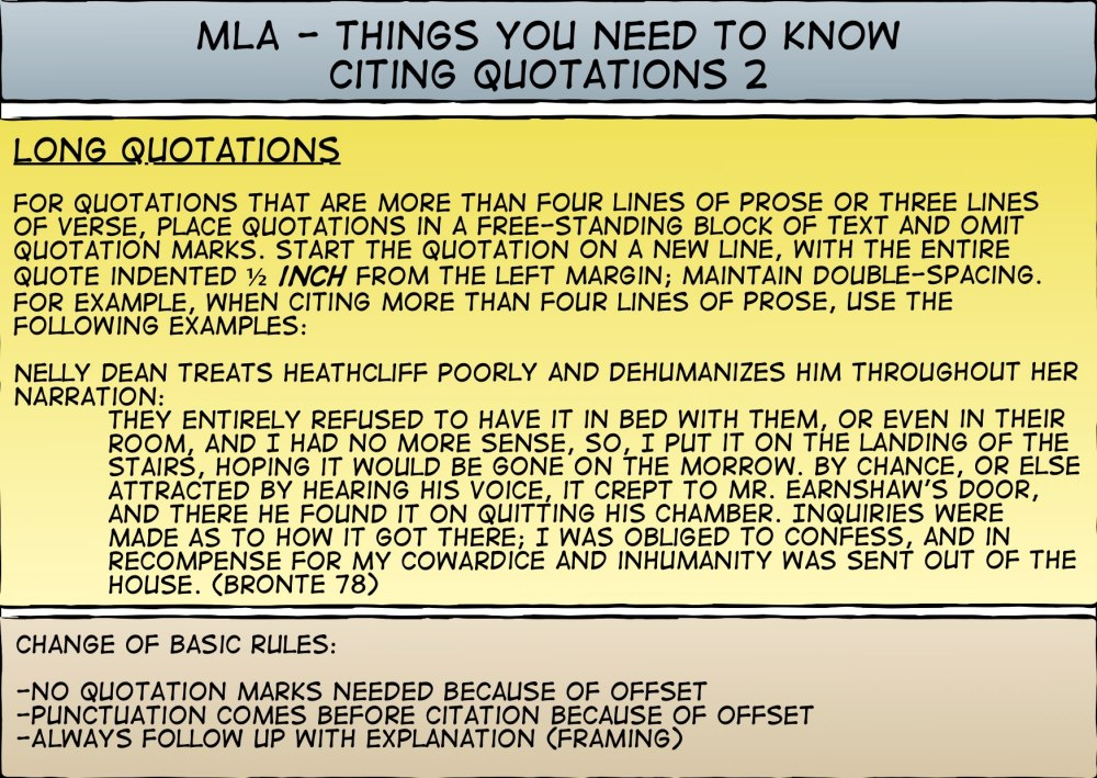 quoting tv shows in essays mla Basic citation format for tv episodes from streaming services, broadcast, or dvd based on mla 2016 8th edition guidelines see mla handbook for when to.