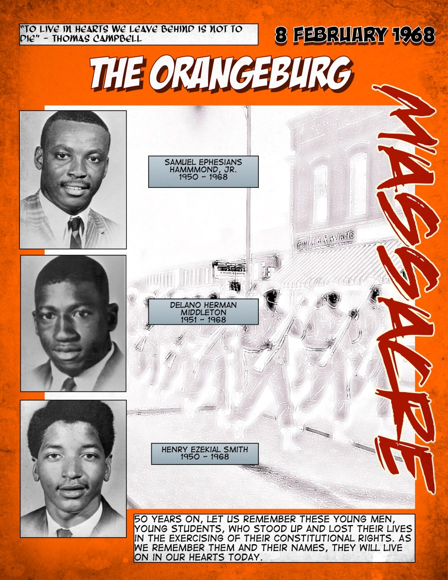 Orangeburg Massacre